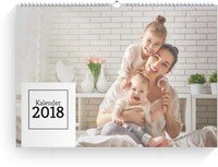 Kalender Quadrat quer 2018 Vorschau 1 öffnen