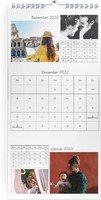 Calendar 3-Monatskalender Foto-Mosaik 2022 page 13 preview