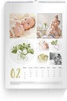 Calendar Saison-Wandkalender Obst & Gemüse 2022 page 3 preview