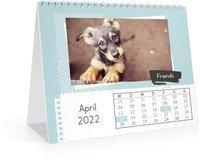 Calendar Monats-Tischkalender Trendig 2022 page 5 preview