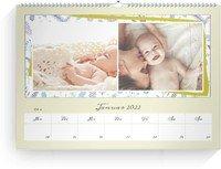 Calendar Wochenkalender Blumenfest 2022 page 4 preview