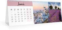 Calendar Monatskalender Hoch Farbenspiel 2022 page 7 preview