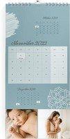 Calendar 3-Monatskalender Sanft geblümt 2022 page 12 preview