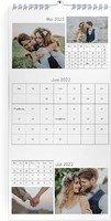 Calendar 3-Monatskalender Foto-Mosaik 2022 page 7 preview