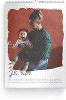 Calendar Wandkalender Zeit für Leichtigkeit 2022 page 8 preview