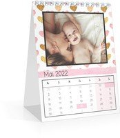 Calendar Monats-Tischkalender Herzallerliebst 2022 page 6 preview