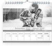 Calendar Wochenkalender Minimalistisch 2022 page 2 preview