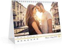 Calendar Tischkalender Marmor 2022 page 11 preview
