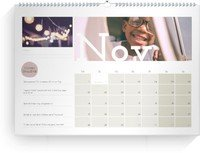 Calendar Wandkalender Challenge 2022 page 12 preview