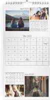 Calendar 3-Monatskalender Foto-Mosaik 2022 page 6 preview