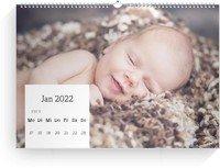 Calendar Wochenkalender Quadrat 2022 page 3 preview