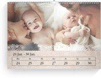 Calendar Wochenkalender Tintenklecks 2022 page 4 preview