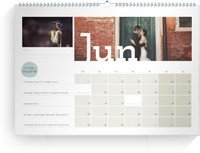 Calendar Wandkalender Challenge 2022 page 7 preview