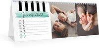 Calendar Wochen-Tischkalender Tagträumer 2022 page 3 preview