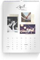 Calendar Wandkalender Feel Good 2022 page 5 preview