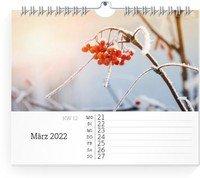 Calendar Wochen-Wandkalender Blanko Notizen 2022 page 12 preview