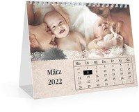 Calendar Monats-Tischkalender Tintenklecks 2022 page 4 preview