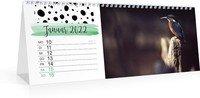 Calendar Wochen-Tischkalender Tagträumer 2022 page 4 preview