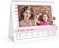 Calendar Wochen-Tischkalender Herzallerliebst 2022 page 4 preview