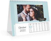 Calendar Monats-Tischkalender Trendig 2022 page 11 preview
