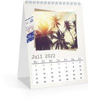 Calendar Monats-Tischkalender Reisefieber 2022 page 8 preview