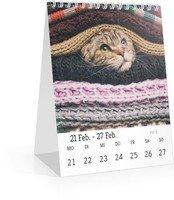 Calendar Tischkalender Blanko 2022 page 10 preview