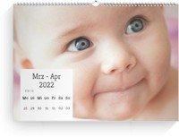 Calendar Wochenkalender Quadrat 2022 page 13 preview