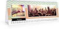 Calendar Monats-Tischkalender Kunterbunt 2022 page 9 preview