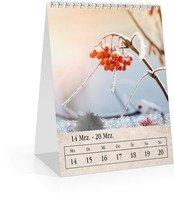Calendar Wochen-Tischkalender Tintenklecks 2022 page 13 preview