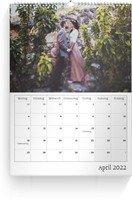 Calendar Blanko 2022 page 5 preview