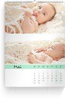 Calendar Wandkalender Farbenspiel 2022 page 6 preview