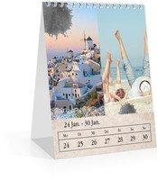 Calendar Wochen-Tischkalender Tintenklecks 2022 page 6 preview
