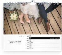 Calendar Wochen-Wandkalender Blanko Notizen 2022 page 10 preview