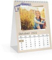 Calendar Monats-Tischkalender Reisefieber 2022 page 11 preview