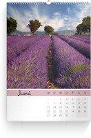 Calendar Wandkalender Farbenspiel 2022 page 7 preview