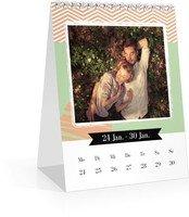 Calendar Wochen-Tischkalender Kunterbunt 2022 page 6 preview