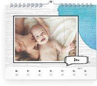 Calendar Wochenkalender Gestrichelt 2022 page 4 preview