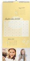 Calendar 3-Monatskalender Sanft geblümt 2022 page 10 preview