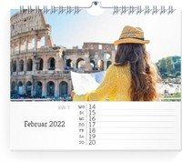 Calendar Wochen-Wandkalender Blanko Notizen 2022 page 7 preview