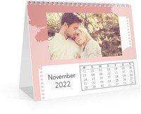 Calendar Monats-Tischkalender Trendig 2022 page 12 preview