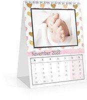 Calendar Monats-Tischkalender Herzallerliebst 2022 page 12 preview