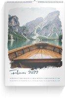 Calendar Wandkalender Zeit für Leichtigkeit 2022 page 3 preview