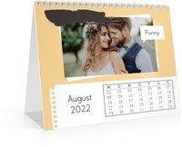 Calendar Monats-Tischkalender Trendig 2022 page 9 preview
