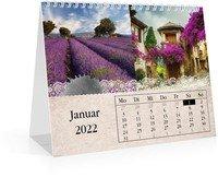 Calendar Monats-Tischkalender Tintenklecks 2022 page 2 preview