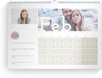 Calendar Wandkalender Challenge 2022 page 3 preview