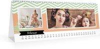Calendar Monats-Tischkalender Kunterbunt 2022 page 3 preview