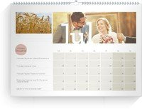Calendar Wandkalender Challenge 2022 page 8 preview