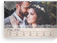 Calendar Wochenkalender Tintenklecks 2022 page 3 preview