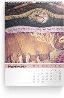 Calendar Wandkalender Farbenspiel 2022 page 12 preview