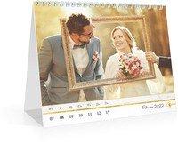 Calendar Tischkalender Marmor 2022 page 8 preview